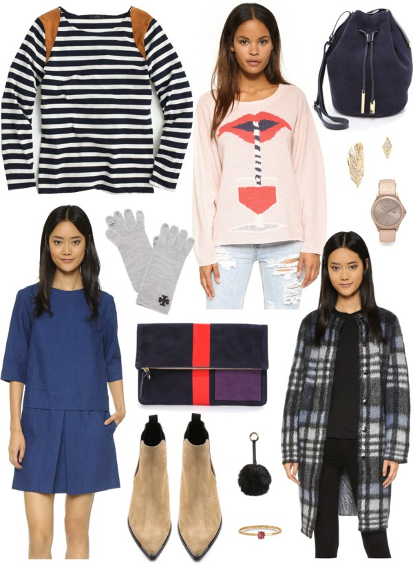 on trend clothes
