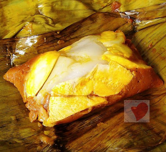 Cavite Delicacy Tamales