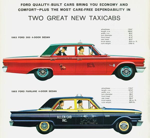 フォード・フェアレーン 3-5代目 | Ford Fairlane (1960-67)