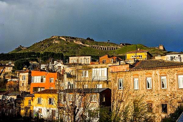 Acropolis above Bergama