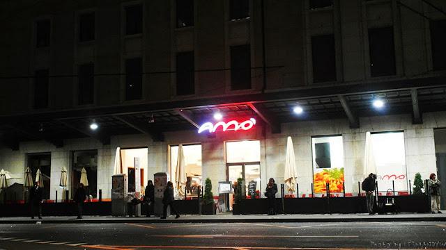 【瑞士】 日內瓦的第一餐 -A mo'