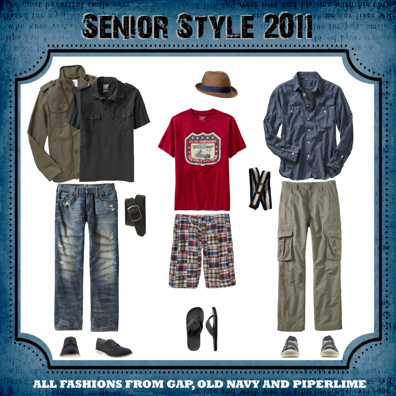 Wardrobe Ideas for Senior boys