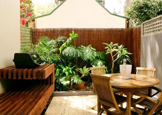 Decoração 12 Ideias para Decorar um Quintal ou Jardim Pequeno