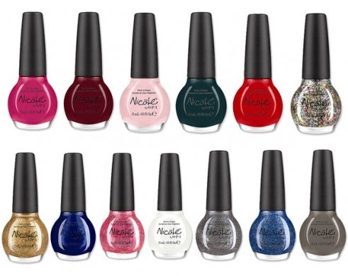 The actual Names with the OPI Toe nail Colors Enhance My Evening