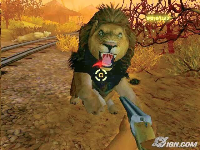 لعبة صيد الحيوانات المفترسة Cabelas Dangerous Hunts 2 كاملة حصريا تحميل مباشر Cabelas+Dangerous+Hunts+2+2