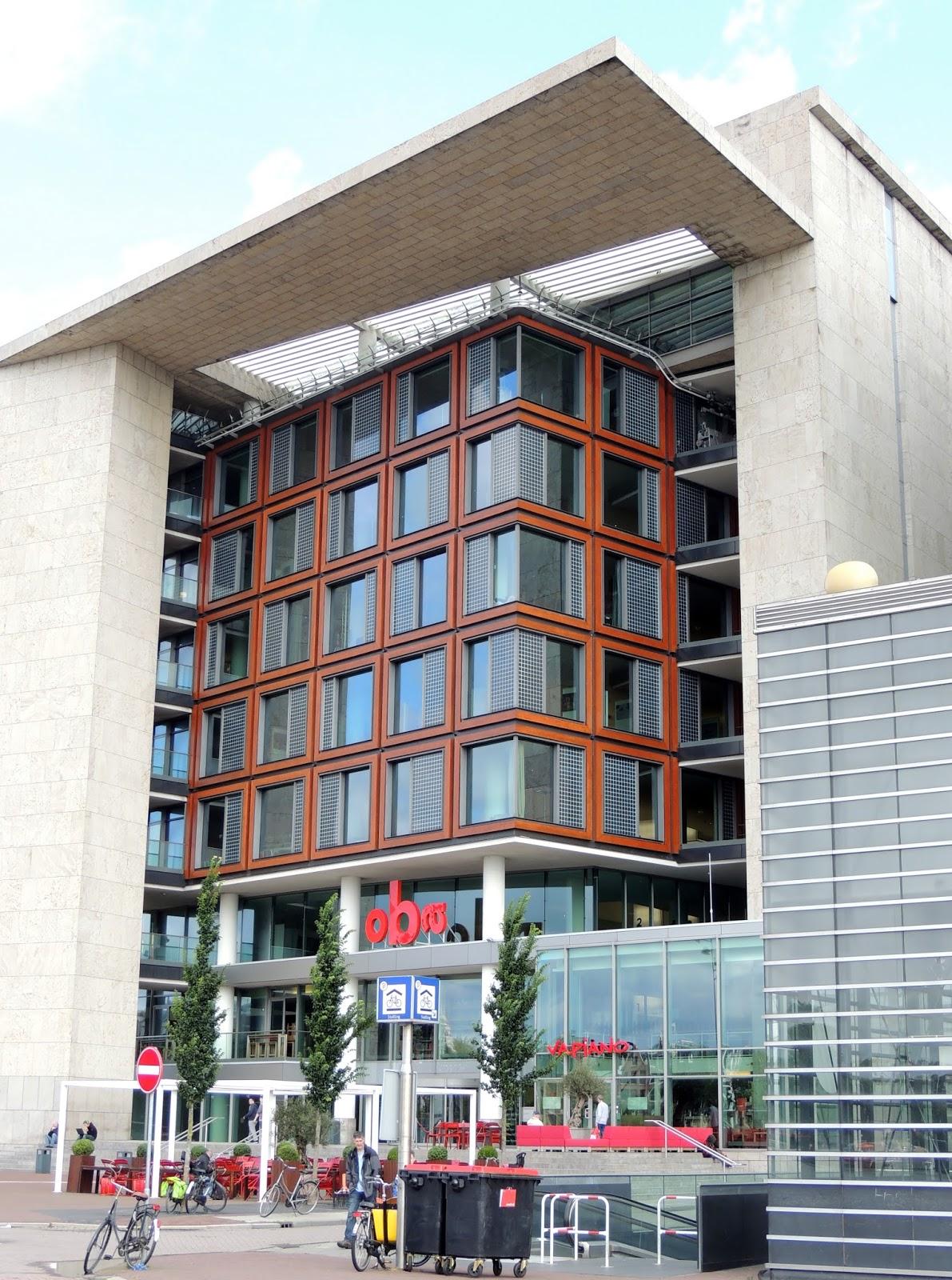 Oba openbare bibliotheek amsterdam ca adores de for Bibliotheek amsterdam