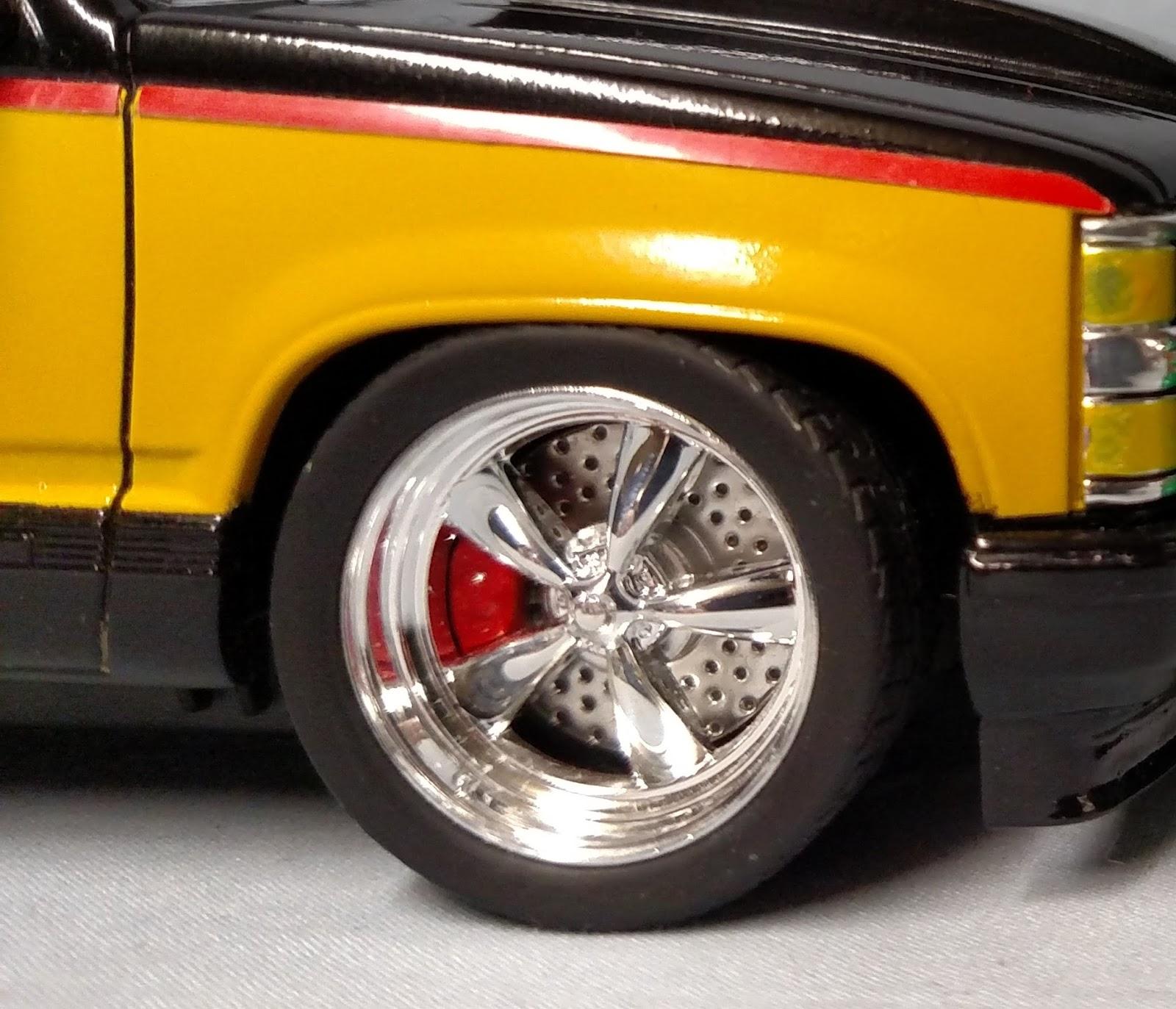 Mark S Wheels In Miniature