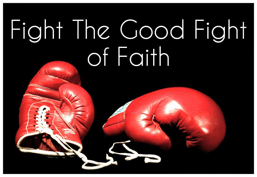sermons on fighting the good fight of faith pdf