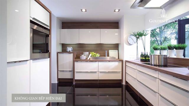 Chung cư Golden palace Mễ trì đối diện The Manor giá 20. 5/m2