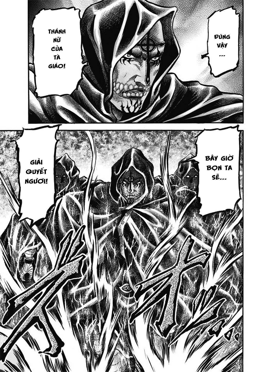Chú bé rồng-Ryuuroden chap 281 Trang 19 - Mangak.info