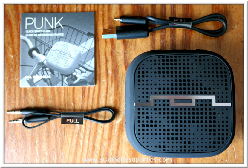 SOL Republic PUNK Wireless Speaker #SOLRepublic