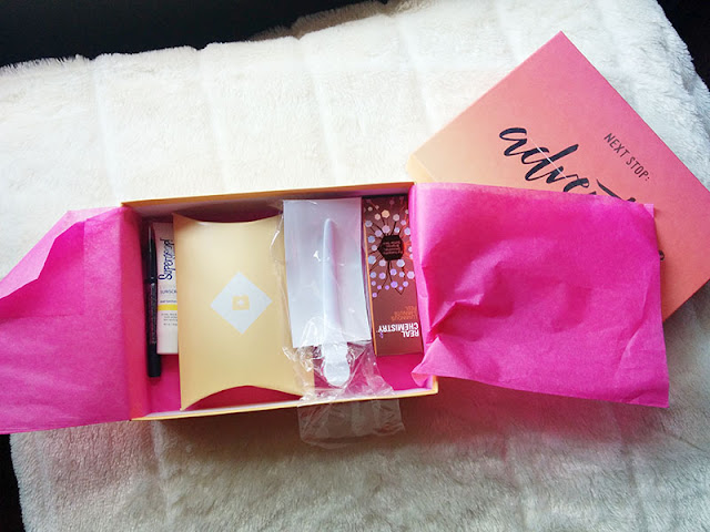 June 2015 Birchbox Unboxing