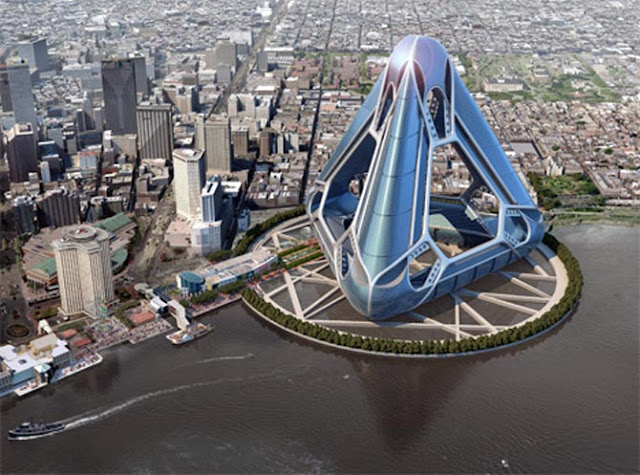 7 Scariest Futuristic Architecture Projects