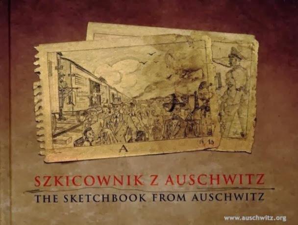 Dibujos de Auschwitz : bocetos Secretos