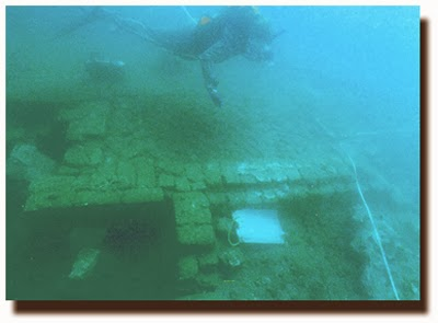 Jamaica Underwater City