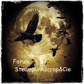 Forum Steampunkscrap & Cie - J'y suis modératrice !