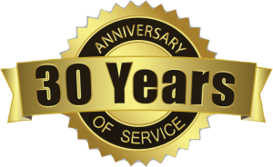 CERT 30 YEARS 1986-2016