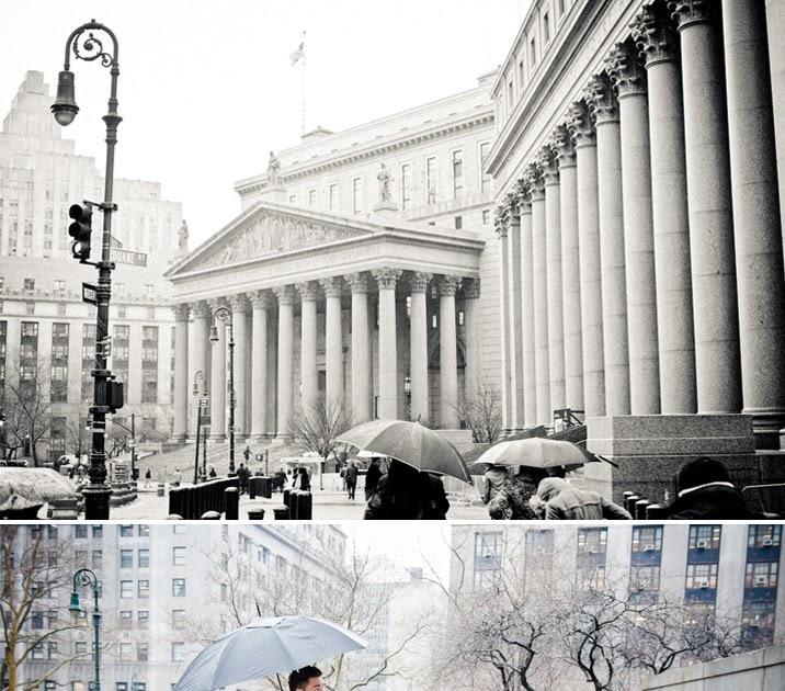 Nyc City Hall Wedding: W Studios NY Photography In New York City: Jenna & Nick's