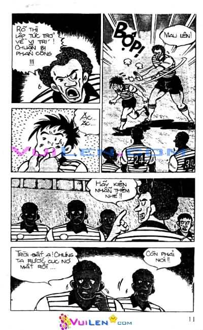 Jindodinho - Đường Dẫn Đến Khung Thành III  Tập 46 page 11 Congtruyen24h