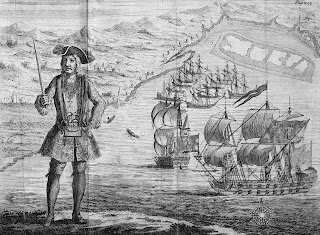 Bartholomew Roberts, Great Pirate Roberts, Black Bart