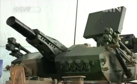 Sistem rudal China