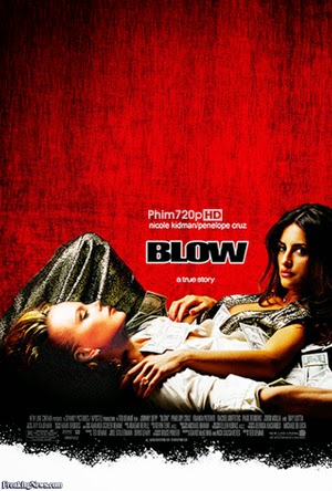 Blow 2001 poster