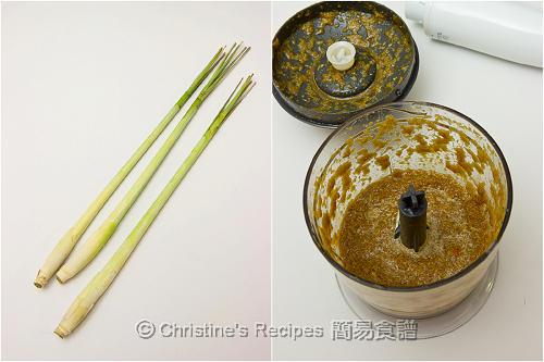 越式豬扒醃料 Vietnamese Pork Chops Marinade