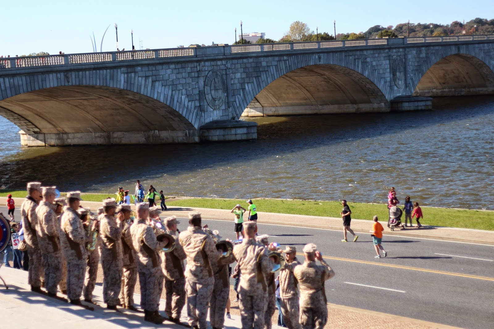 staying salty blog marine corps marathon
