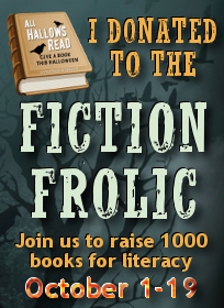 Fiction Frolic for All Hallow's Eve