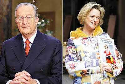 Anak di Luar Pernikahan Raja Belgia
