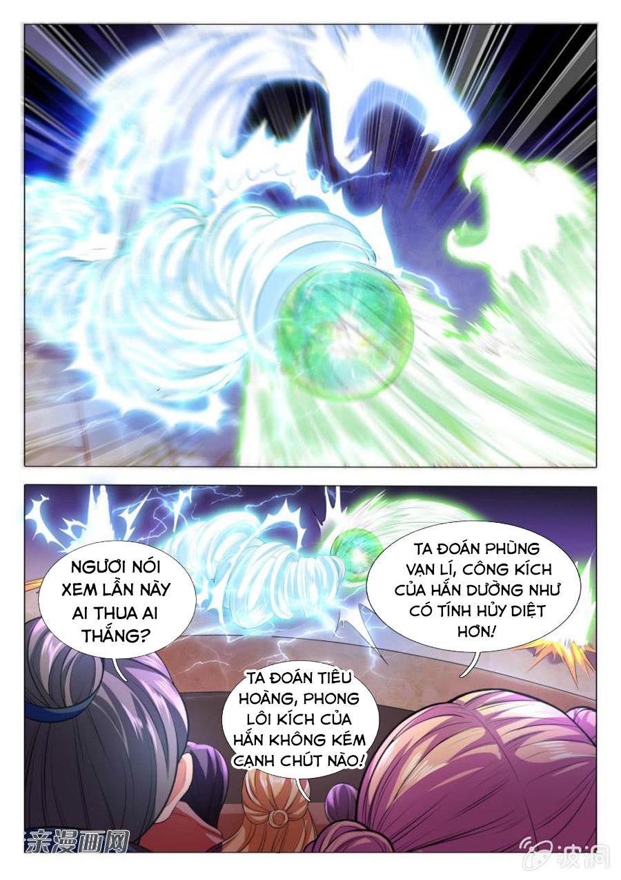 Tuyệt Thế Thần Hoàng Chapter 78 video - Hamtruyen.vn