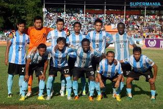 Persenga Nganjuk VS Persekap Pasuruan ( Kamis 3 Juli 2013 )