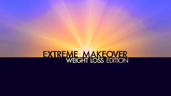extreme makeover weightloss edition 2014