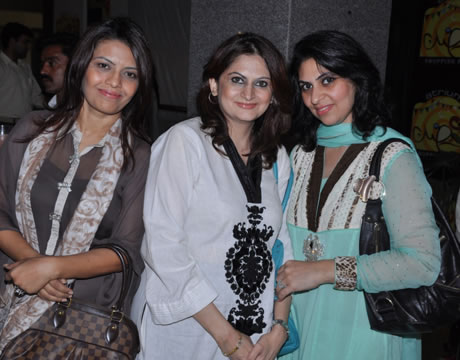 atrium festival launch samina rafiq beena asim and samina shahjani Celebrities at Atrium Mall