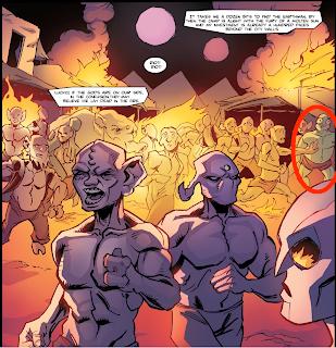 bigfoot sword of the earthman comic book bigfoot graphic novel rosencrantz and guildenstern