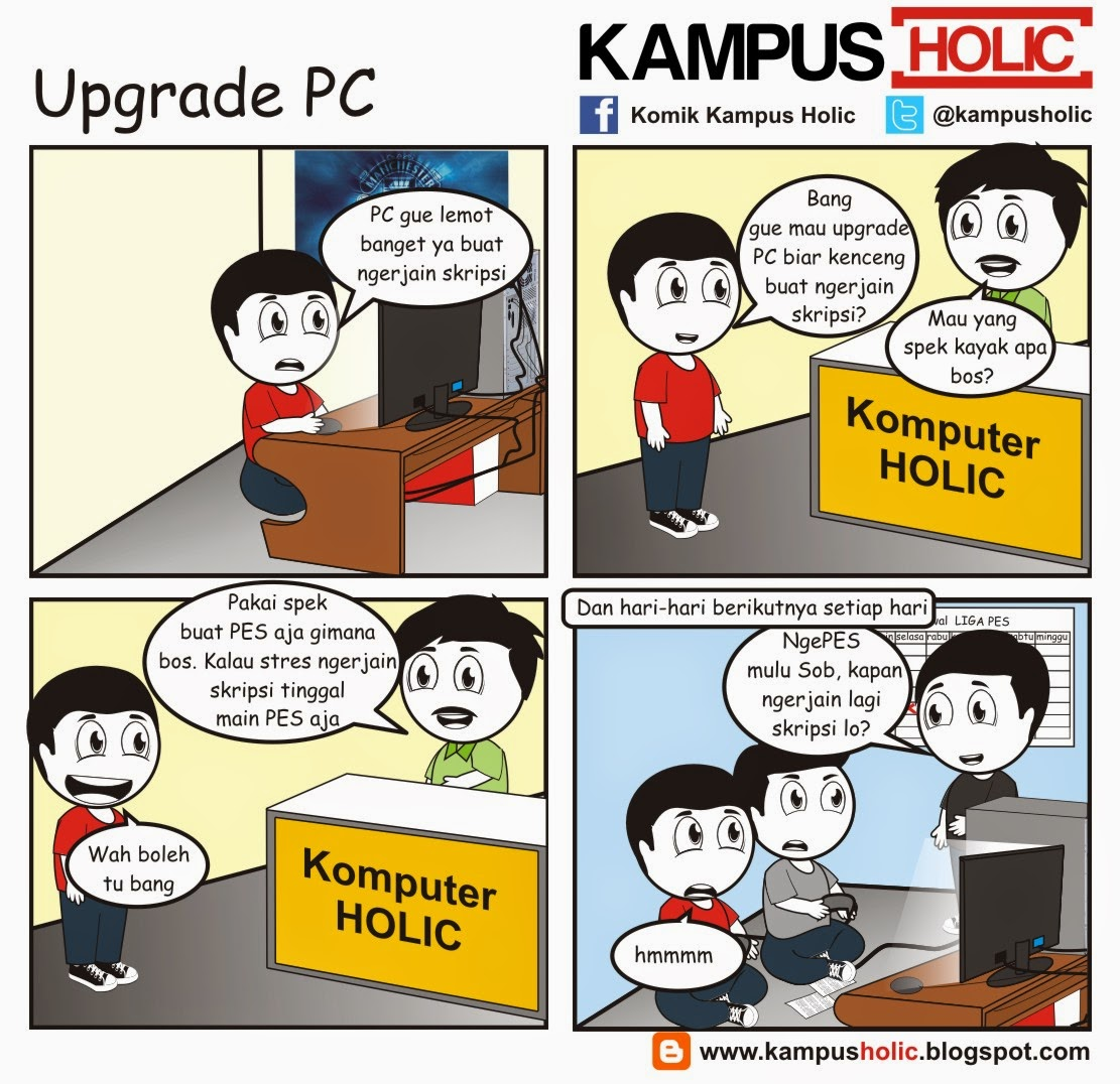 #719 Upgrade PC
