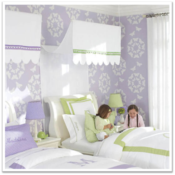 Rizkimezo 10 Easy Ways To Spruce Up Girls Bedroom Walls