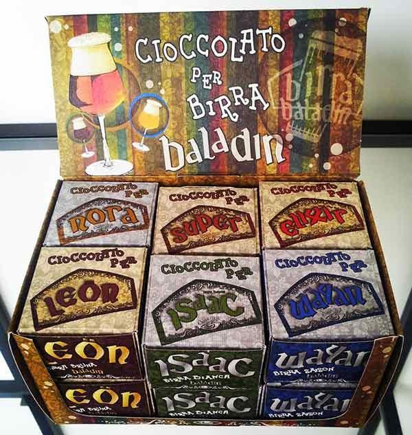 Degustazione: Birra e Cioccolato