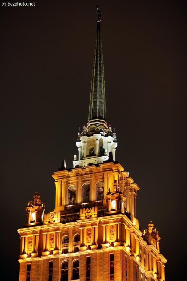гостиница украина москва фото