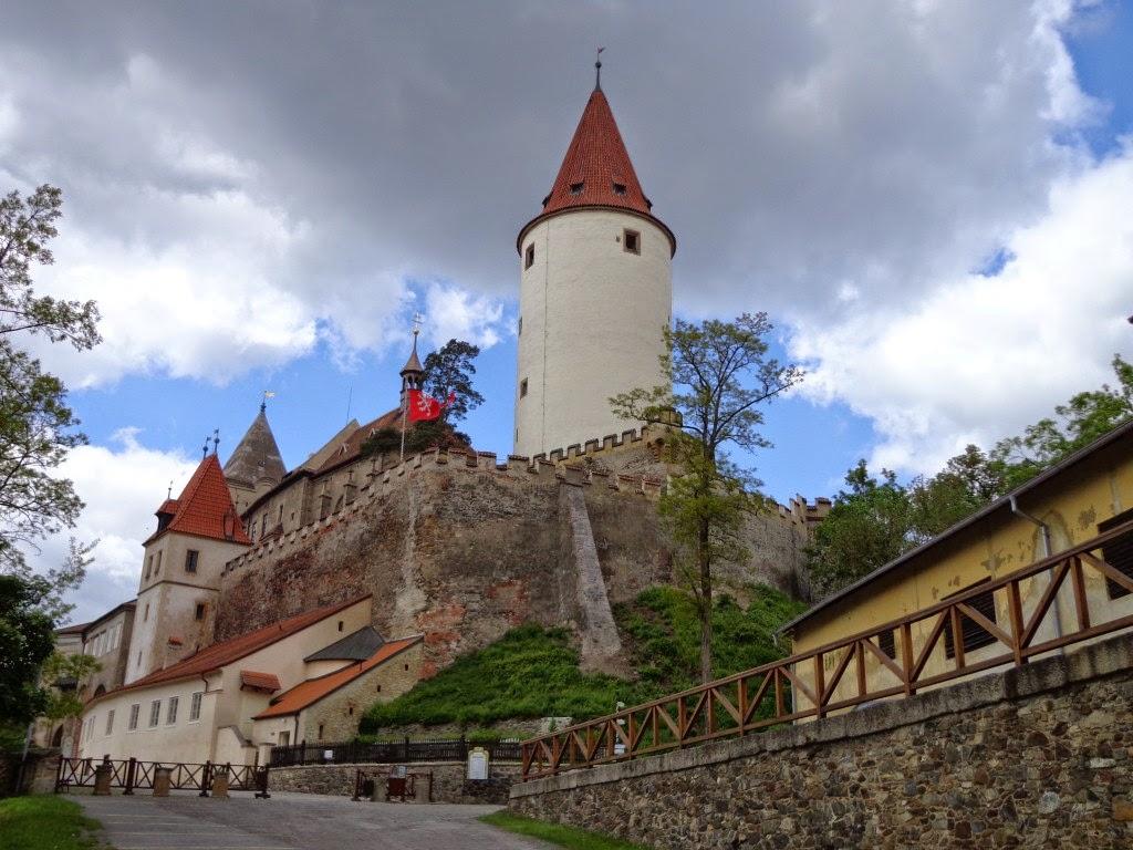 Castelo de Krivoklat