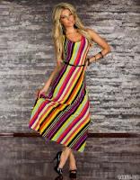 Rochie BeautifullRainbow NeonPink