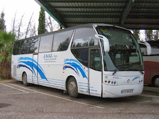 Transporte de personal de empresas