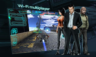 Protoxide Death Race Symbian s60v5 Game
