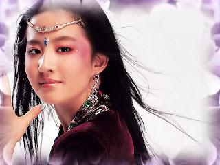 Crystal Liu Yi Fei (劉亦菲) Wallpaper HD 12