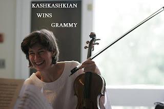 kim kashkashian grammy award 2013