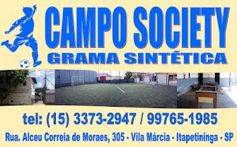 CAMPO SOCIETY DE GRAMA SINTÉTICA