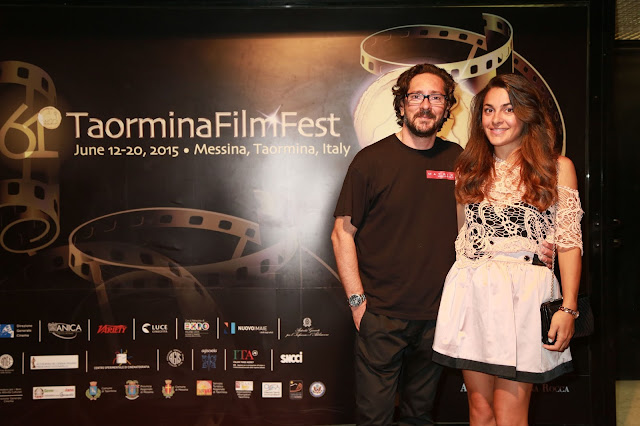 matrix hair designer, taormina film fest,blogger stylegram