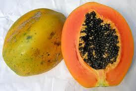 papaya fuit-ipapayi