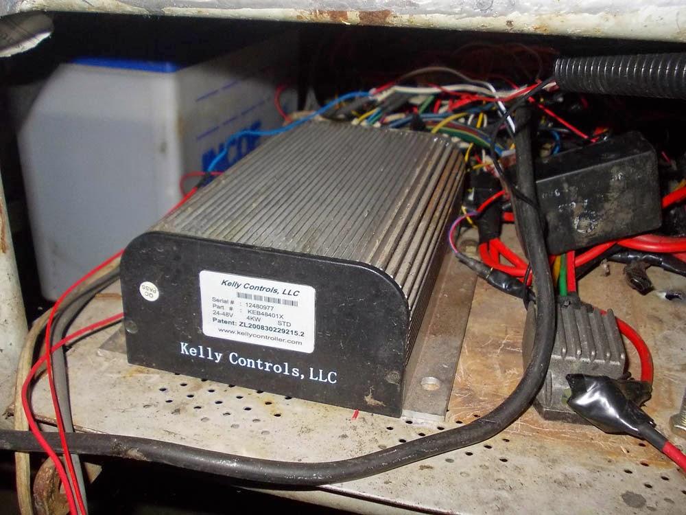 kontroler mobil listrik