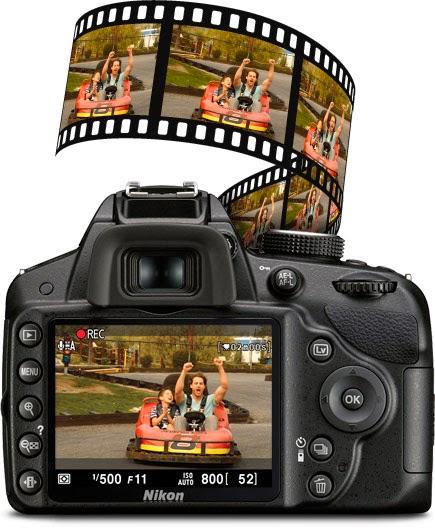 هل توفر كاميرا ريفلكس على الفيديو مهم؟